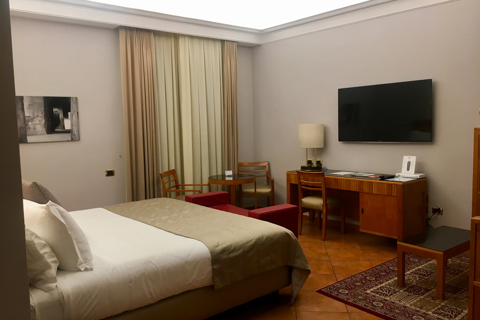 Junior Suite Anfiteatro